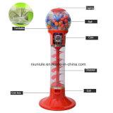 Distributore automatico rimbalzante della sfera della caramella di Gumball