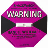Shipping Mark Labels Shockwatch Impact Label
