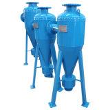 Doppelter Raum-leistungsfähige Wirbelsturm Desander Wasserbehandlung