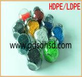 LDPE/HDPE Rohstoff-grüne Farbe Masterbatch