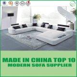 Секционная самомоднейшая домашняя софа отдыха мебели для живущий комнаты