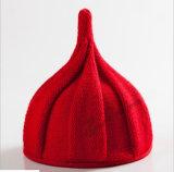 熱い販売の冬の赤ん坊のねじれの帽子
