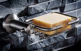 Круглое вспомогательное оборудование ванны корзины мыла нержавеющей стали типа 304