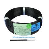 105 150 200 250 grados centígrados el cable de teflón