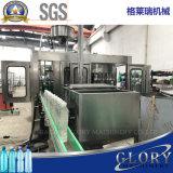 Terminar la cadena de producción del agua mineral máquina de rellenar del agua de botella