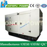 364квт 455Ква Cummins Power звуконепроницаемых дизельный генератор с электрическим регулятором