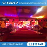 High Resolution P3.91mm Indoor Full Color LED Display with 500*500mm Cabinet for Rental