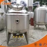 500L Tank van de Mixer van de Reactor van het 1000LRoestvrij staal de Farmaceutische Chemische