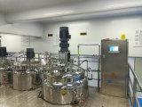 Champú y jabón o detergente líquido/máquina mezcladora con homogeneizador