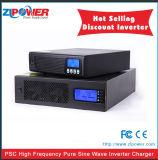 3kVA 5kVA visor digital LCD de alta freqüência de onda senoidal pura inversor