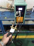 Macchina termica ad alta frequenza su ordine di induzione 25kw per il tubo di rame della saldatura