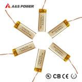 371030再充電可能な3.7V 75mAh 70mAhのリチウムポリマー電池