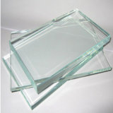 2-19mm Low Iron Toughened Glass