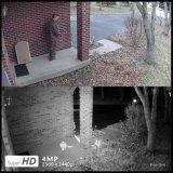 2.0MP 4CH imperméabilisent des nécessaires de l'appareil-photo NVR d'IP de degré de sécurité de télévision en circuit fermé d'IR Poe