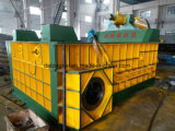 Máquina de la prensa del acero inoxidable del desecho Y81f-250