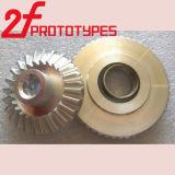 Prototyping van het Messing van de hoge Precisie CNC Delen de Om metaal te snijden van de Machine
