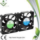 Xiyujie 5012 2 ventilador recarregável 5V 9V 12V 50X50X12mm do ventilador 5000rpm AC/DC da C.C. da polegada mini