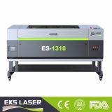 Cortadora de alta velocidad modelo segura cerrada del laser del CO2 con el motor linear Es-1310