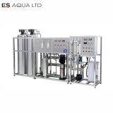 4000L/H de Machine van de Installatie van de Reiniging van de Filter van de Behandeling van het Drinkwater van de omgekeerde Osmose