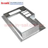 Изготовленный на заказ металл высокой точности штемпелюя пробивая одобренный ISO коробки электричества