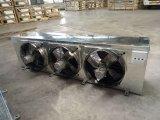 Refrigerador de ar do teto da água chinesa do aço inoxidável do fabricante Dd-300/cambista de calor de degelo
