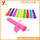 As crianças favorito de gelo de Silicone Moldes Pop com tampas (XY-SP-197)