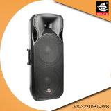 Altoparlante senza fili portatile PS-32210bt-Iwb del carrello di Bluetooth FM/USB
