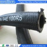 Öl-deckte beständiges Schlauch-Gewebe hydraulischen Schlauch SAE100 R5 ab