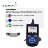 Autophix Es680 диагностических приборов автомобиля OBD2 сканер SRS ABS машины для диагностики автомобилей VW