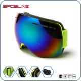 Anblick-im Freienskifahren-Winter-Sport-Schutzbrillen des Sturzhelm-kompatibler breiter Peripheriegerät-HD