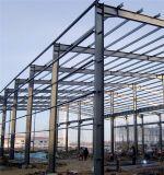 Taller de bastidor de la estructura de acero prefabricados edificios