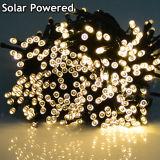50m het LEIDENE van de Zonne-energie 500LEDs Licht van het Koord met Verschillende Kleuren