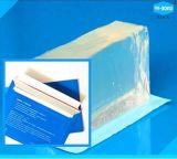 急使袋の背部ラベルのための高い粘着性の熱い溶解の接着剤