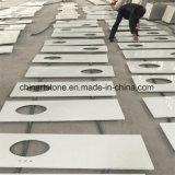 Quarzo di superficie solido per i controsoffitti della cucina (controsoffitto di pietra artificiale)