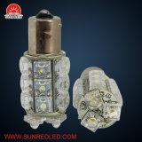 La maggior parte del indicatore luminoso popolare dell'automobile di Canbus LED di bianco 5050 della lampadina 12V dell'automobile LED