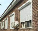 Aluminiumrollen-Blendenverschluss-Fenster mit moderner Art