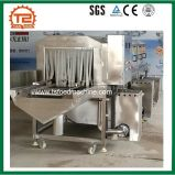 Machine à laver en plastique automatique industrielle de cadre de rondelle de panier