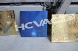 Macchina dorata di placcatura di vuoto delle mattonelle di ceramica, macchina di placcatura di PVD