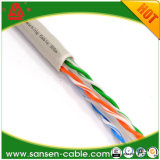 Änderung- am ObjektprogrammKabelnetzwerk-Kabel CAT6 des LAN-Kabel-UTP CAT6