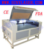 Machine de découpage de laser avec la caméra ccd 3.2megpixel pour des industries de marque déposée