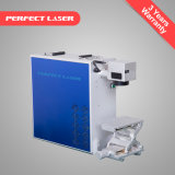 20W 30W 금속 스테인리스 Mopa 색깔 섬유 Laser 표하기 기계