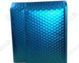 голубой покрынный Aluminumed мешок пузыря