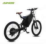 Teste Elétrico Bike 3000W Ebike Enduro com bateria de Peso Leve