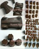 Edelstahl-Imbiss-Süßigkeit-Schokoladen-Maschine