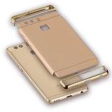 3in1 galvaniseer het Geval van PC TPU voor Huawei P10 P10plus P10lite