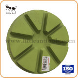 "4 "" Concrete를 위한 /100mm Resin Bond Renovation Tools Grinding Wheel Diamond Floor Polishing Pad"
