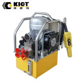 토크 렌치를 위한 움직일 수 있는 이중 모터 전기 유압 펌프