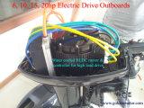 Elektrisches Boots-Außenbordmotor von der 3-50 Pferdestärke