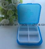 Rectángulo plástico del envase de almacenaje de la alta calidad caliente de la venta (Hsbc667)