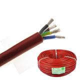 Ygz multi-coeurs en téflon et les fils de câble en caoutchouc de silicone